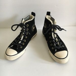 Converse Chuck Taylor All Star Suede High Tops
